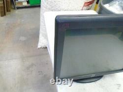 17 Elo TouchSystems LCD Touch Monitor ET1715L Touchscreen 1715L with Stand