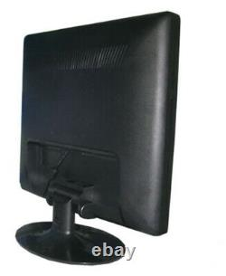 18.5 inch Stand Touch Screen LCD Monitor withVGA DVI USB