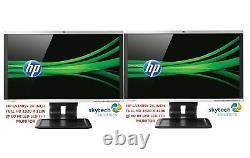 24 Dual Monitor & STAND Cheap Gaming Monitor VGA TFT LCD Office Laptop Computer