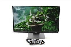 27 2K QHD Dell UltraSharp U2715H IPS Monitor 2560x1440 DP HDMI USB Grade A