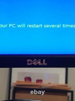 2 x Dell Professional 22 Widescreen LCD Monitor Without Stands P2212Hf