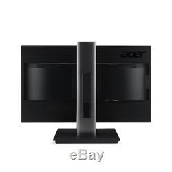 Acer 24-Inch 1920x1080 LED Pivot Swivel Ergo Stand Monitor (VGA DVI VESA)