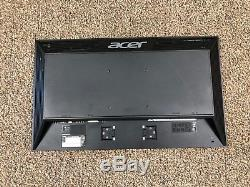 Acer V233H LCD Monitor LOT OF 2 Displays No Stands or Cords Working