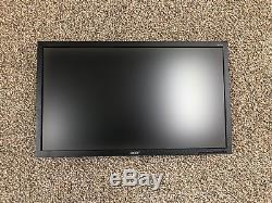 Acer V233H LCD Monitor LOT OF 4 Displays No Stands or Cords Working