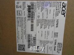 Acer V276HL Cbmd LCD Monitor 27 withspeakers