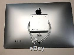 Apple 24 LED Cinema Display LCD (A1267) + B Grade + Vesa Mount. No Stand