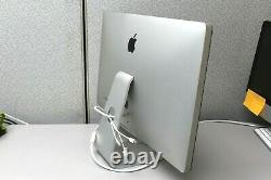 Apple 27 Cinema Display A1316 LED LCD Monitor MC007LL/A With Stand Read
