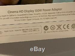 Apple A1083 Cinema HD Display 30 Widescreen DVI, LCD Monitor with Stand/Adapter