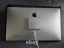 Apple A1407 LCD Monitor 27 Mounting Bracket Included, No Stand