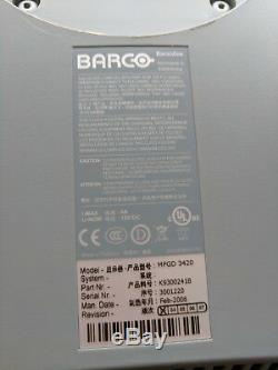 BARCO MFGD 3420 Grayscale Medical 20 LCD (Monitor Only -No Stand or Cables)