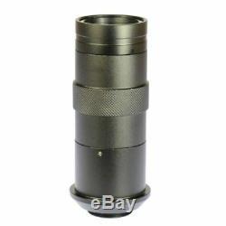 BNC AV 130X Digitalkamera 800TVL Industriemikroskop mit LCD-Monitor Stand