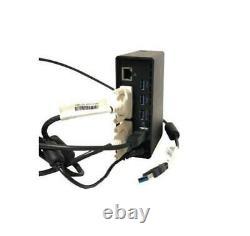 B-Matching Dual 24Viewsonic VG2439m-LED Monitor withHeavy Duty Stand &Dock B1213