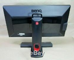 BenQ XL Series XL2420-B 24 Widescreen LCD Monitor 120Hz WithStand Free Shipping