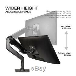Bestand Monitor Arm Mount-Upgraded Version, Vesa Desk Mount Stand for LCD