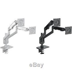 Bestand S2 Dual Monitor Arm Mount Stand For LCD LED Screens 17-27