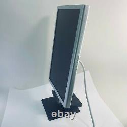 Custom Stand Vertical Tilting Apple 20 LCD Cinema Display A1081 Cable Bundle