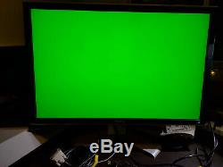 DELL 30 inch Color LCD Monitor (3007 WFP-HC) 2560x1600 TESTED with Stand & Cables