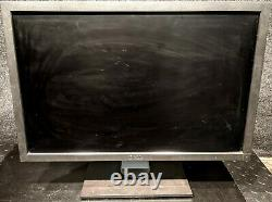 DELL ULTRASHARP MONITOR U3011T 30 DISPLAY 2560x1600 WITH STAND TESTED WORKING