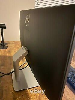 Dell 24 LED LCD Monitor with Stand and Built in Speakers S2415H