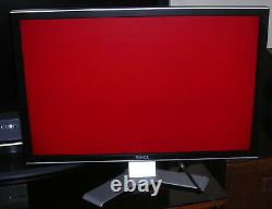 Dell 3007WFP Widescreen 30 UltraSharp Monitor, Stand, Power, Dual Link DVI cble