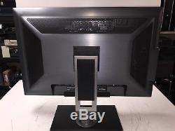 Dell 3008WFPt 30 Ultrasharp Widescreen LCD Screen withStand & Power Cord