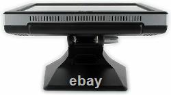 Dell E157FPTe 15 Touch Screen Monitor withStand USB, VGA and power cables