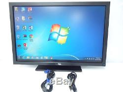 Dell LCD Monitor 30 With Stand U3011T UltraSharp HD Display Widescreen HDMI/DVI-D