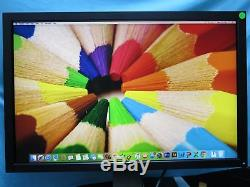 Dell LCD Monitor 30 With Stand UltraSharp HD Display Widescreen HDMI/DVI-D U3011T
