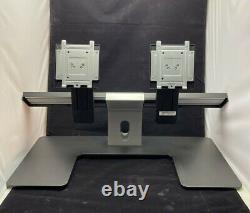 Dell MDS14A Dual Monitor Stand fits up to 24-inch VESA LCD Screen P1YY3