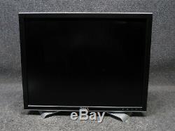 Dell Model 2007FPb Black/Silver 20 LCD Flat Panel Monitor S-Video/DVI/VGA