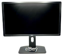 Dell P2412Hb 24inch HD Backlit LED LCD Monitor (withAdjustable Stand + Cables)