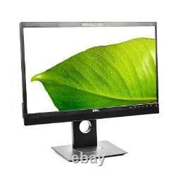 Dell P2418HZ 24 Widescreen 1920x1080 IPS LED Video Conferencing Monitor Grade B