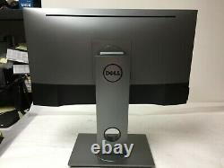 Dell U2417H UltraSharp 24'' LED-Backlit LCD Monitor withStand and Cables