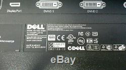 Dell U2711 Monitor 27 2560x1440 WQHD NO STAND