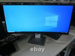 Dell U3415Wb UltraSharp Curved 34 LCD Monitor U3415W with Stand