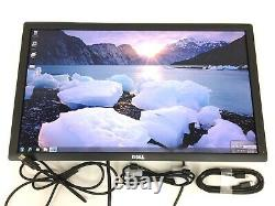 Dell UltraSharp 27 U2713HMT 2560 x 1440 LED Monitor With Stand and Cables