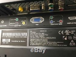 Dell UltraSharp 3008WFPt 30 Widescreen LCD Grade B+ Monitor HDMI DVI with Stand