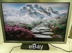Dell UltraSharp 3008WFPt 30 Widescreen LCD Monitor 2560x1600 with Stand + Cables
