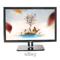 Dell UltraSharp 3008WFPt 30 Widescreen LCD Monitor With Stand HDMI DVI B Grade