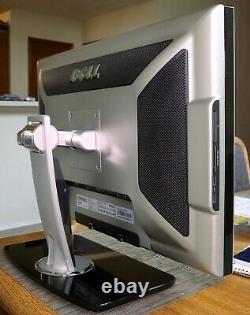 Dell UltraSharp LCD 2707WFPC 27 Monitor Great Condition