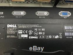 Dell UltraSharp U2711b 27 Widescreen LCD Monitor HDMI VGA DP DV- NO STAND