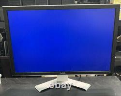 Dell Ultrasharp 3007WFPt 30 Widescreen LCD Monitor 2560x1600 DVI-D With Stand