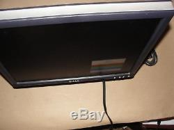 Dual Dell UltraSharp 17 FPVs 17 LCD Monitor Grade A NO STAND included