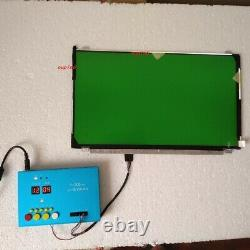 EDP 30pin LCD LED TEST TOOL KIT SET panel tester kit for repair Screen Monitor