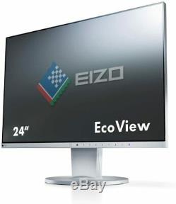 Eizo EV2455 FlexScan 61 cm 24 TFT LCD Monitor HDMI DVI 5ms ohne Standbein