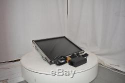 Elo E431187 ET1537L-8CWA-1-G 15 Open Frame LCD Monitor withAC Adapter/NO STAND