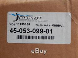 Ergotron DS400 Series 45-053-099-01 LCD Monitor Arm Desk Stand