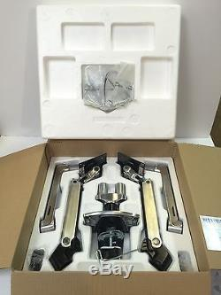 Ergotron LX Dual Flat Panel LCD Monitor Arm 45-245-026