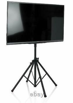 Gator Frameworks Adjustable Quadpod Upto 65 LCD/LED TV Monitor stand New