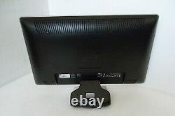 HP 2509m LCD Monitor 25 Widescreen VGA DVI HDMI 1080p HD withSpeakers 3ms NT195A